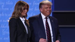 Заедно ли са още Доналд и Мелания Тръмп