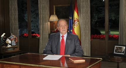 Хуан Карлос подписа закона за абдикацията си
