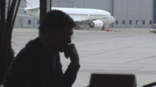 100 българи останаха във Франкфурт заради отменен полет
