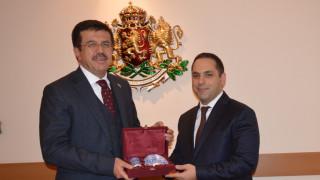 С Турция организираме два бизнес форума