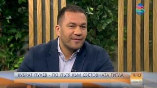Кубрат Пулев: Кевин Джонсън е неудобен боксьор