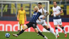 Интер загуби основен футболист за срещата със СПАЛ