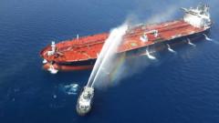 САЩ приветстваха Великобритания заради задържането на танкера в Гибралтар