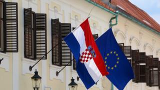 Хърватия получава зелена светлина за Шенген