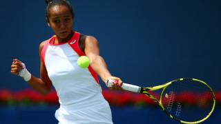 """Шампионката от девическия """"Ролан Гарос"""" с първи четвъртфинал на ниво WTA"""