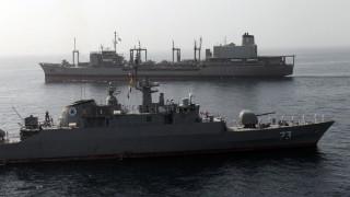 Иран е готов да прати бойни кораби за ескорт на танкера си в Гибралтар