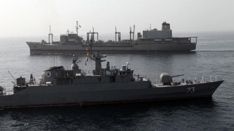 Иран е готов да ескортирана иранския танкер