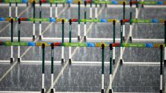 Леката атлетика пострада от лошото време в Рио