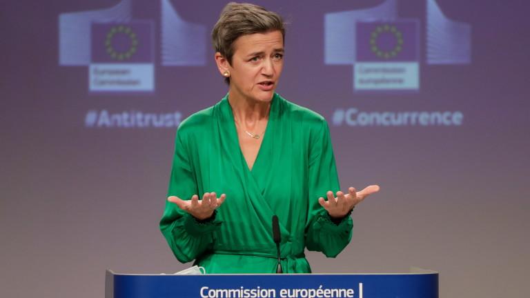 ЕС: Сривът на Facebook показва нужда от конкуренция