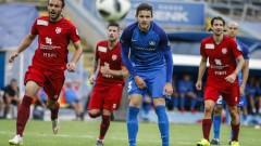 """Нов проблем за Левски, """"сините"""" останаха без титулярния си нападател"""