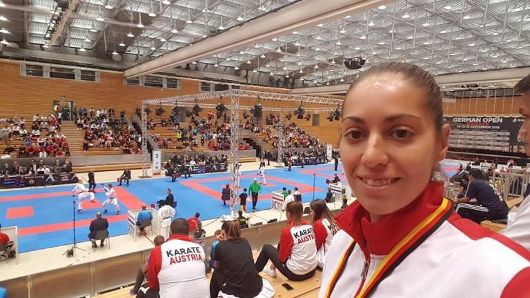 На 15-16 септември в Берлин (Германия) се проведе първото състезание