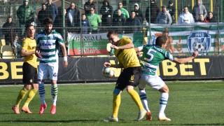 Ботев (Пловдив) и Черно море поделиха точките в Коматево, пет греди, два гола и много положения в мача