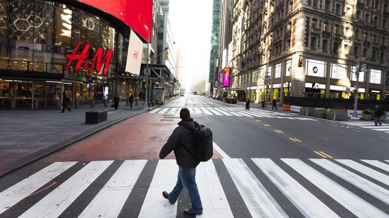 В Ню Йорк притеснени от нова мутация на коронавируса