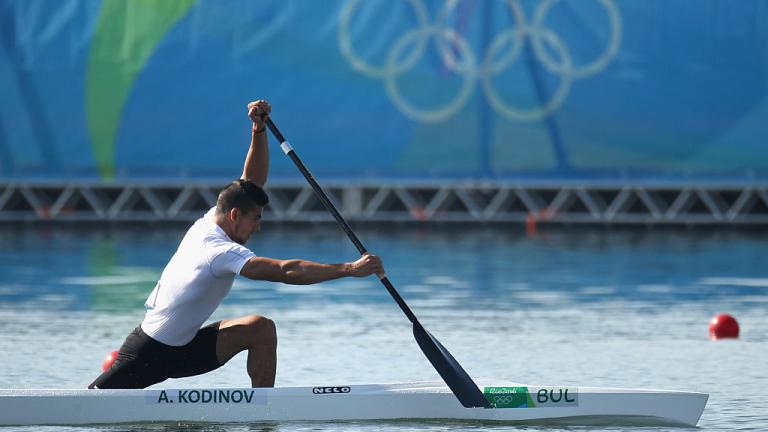 Ангел Кодинов приключи участието си в Рио