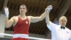 Петър Белберов е на 1/2-финал на първенството на Европейския съюз във Валядолид