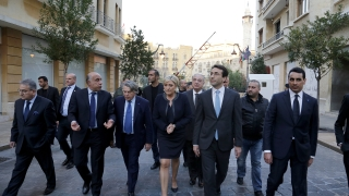 Марин льо Пен отказа да сложи забрадка при среща с главния мюфтия на Ливан