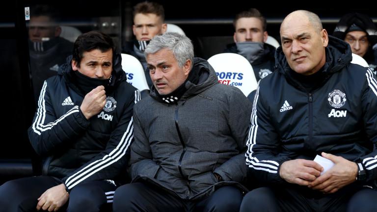 Мениджърът на Манчестър Юнайтед - Жозе Моуриньо сподели очакванията си