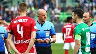 Лудогорец - ЦСКА 3:2 (Развой на срещата по минути)