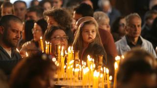 Всички да изпитат радостта от Христовото Възкресение, пожела патриарх Неофит