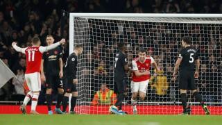 Вдъхновен Арсенал пречупи Юнайтед в първия ден на 2020, триумф за Артета в Лондон