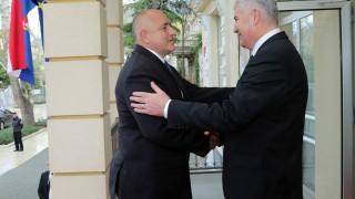 Просперитетът е в инфраструктурата, другото го пробвахме - не се получи, обяви Борисов в Босна