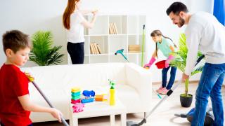 Как да почистим дома за 30 минути