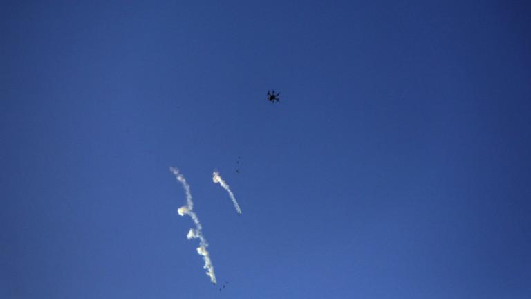 Водената от Саудитска Арабия коалиция прехвана и свали два дрона