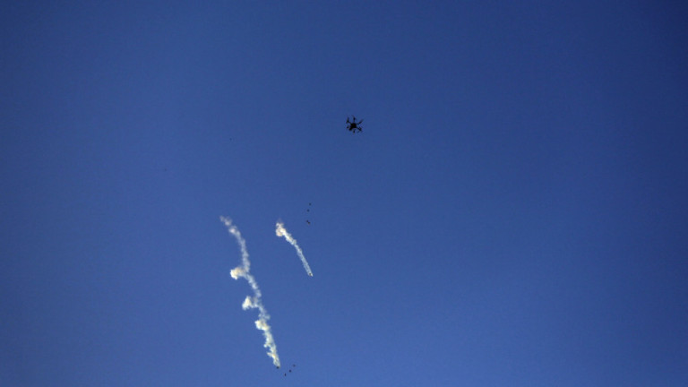 Свалиха 2 дрона на йеменските бунтовници