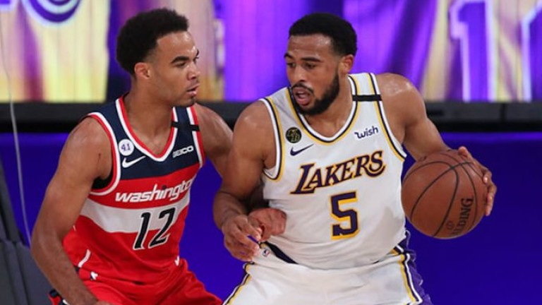 Вашингтон изненада Лейкърс в НБА