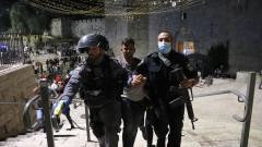"""Турция обвини Израел в """"терор"""" заради сблъсъците с палестинците край """"Ал-Акса"""""""