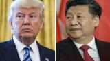 Си Дзинпин и Тръмп обсъдиха напрежението между САЩ и Китай