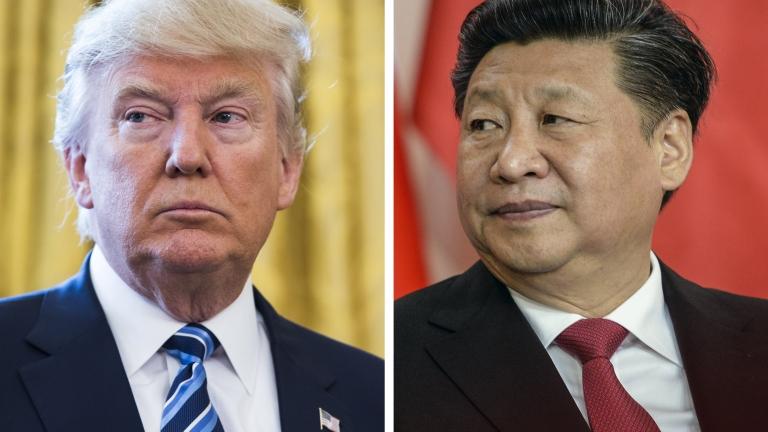 Си представя пред Тръмп условия за прекратяване на търговската война