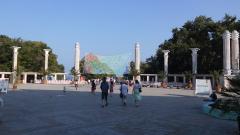 Велосипедист блъсна дете в Морската градина във Варна