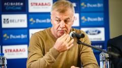 Сираков реши още един проблем за Левски на 90%