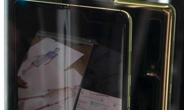 Гънката, която създава проблеми на Samsung