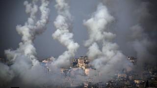 """Израел разруши щаб за безпилотни атаки на """"Хамас"""""""