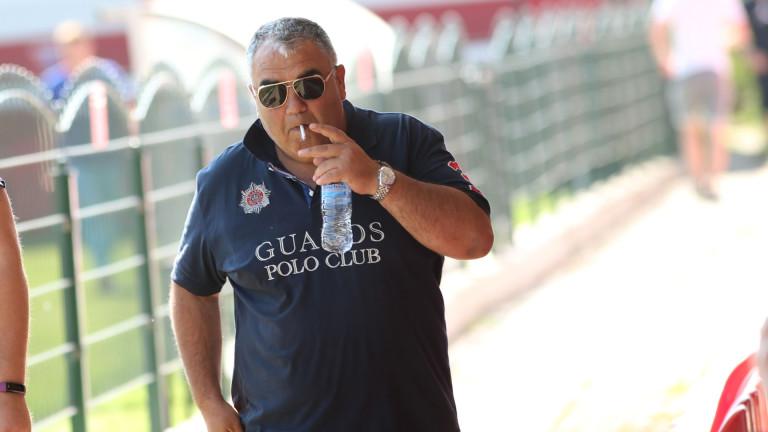 Шеф в Царско село: Трансферът на Антуи помага за издръжката на клуба, не развяваме бялото знаме