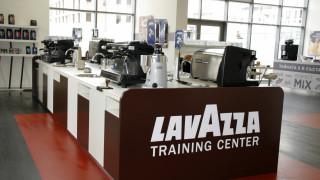 Lavazza и Coca-Cola с обучителен център за баристи и бармани