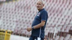 Спасов: Амбицията ни е след края на редовния сезон да сме между седмото и десетото място