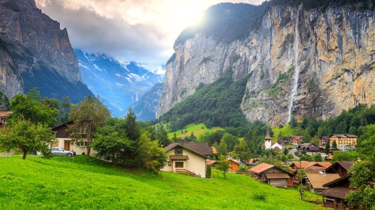 За първи път Швейцария записва дефицит в туризма
