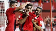 Футболист на Майорка: Някои фенове ме освиркваха, други обаче ме аплодираха срещу Барселона