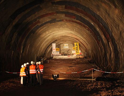 Китай изгражда най-дългия подводен тунел в света