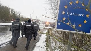 Дания удължава граничния контрол по границата с Германия до 3 май