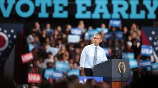 Направете за Клинтън това, което направихте за мен, поиска Обама от избирателите