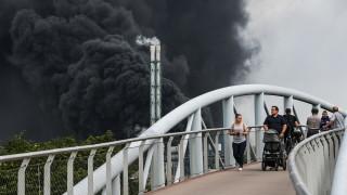 МВнР: Няма данни за пострадали българи при експлозията в гр. Леверкузен