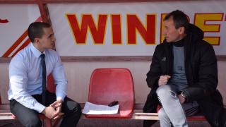 Стамен Белчев специално за ТОПСПОРТ: Научих много от Мъри, Любо Пенев и Люпко, искам всичко с ЦСКА!