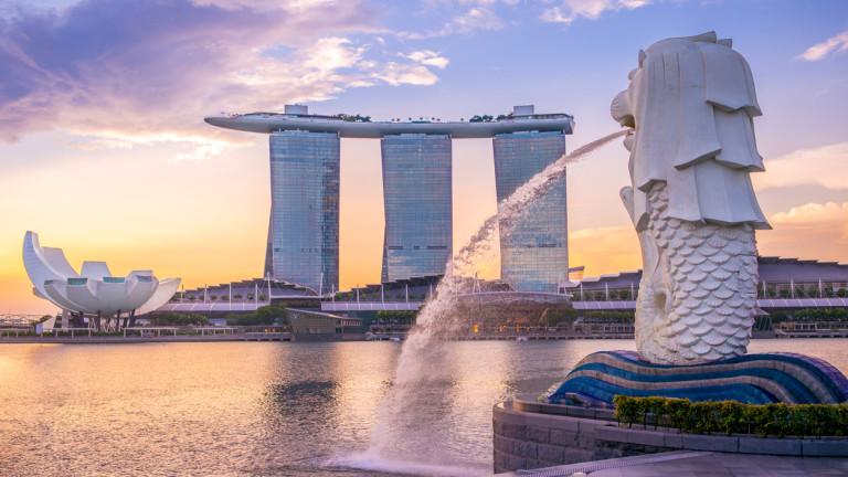 Застаряващата Сингапур се опитва да избегне съдбата на Япония