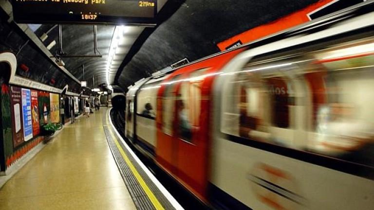 Жена е била пребита в лондонското метро, съобщава в.