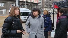 Оставката на правителството искат протестиращите пред МС медицински сестри