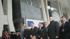 През 2-3 дни сбъдваме мечтите на българите, доволен Борисов от новата Централна гара
